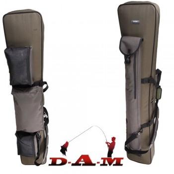 Dam Fighter Pro Rod bag 130cm