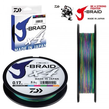 Daiwa 4 J-Braid Multi 500m