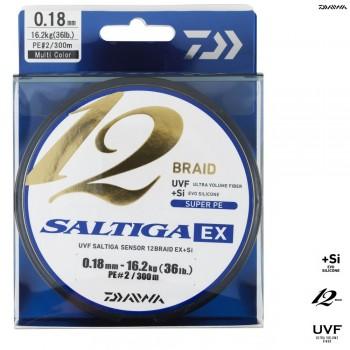 Daiwa Saltiga 12 Braid EX 300m