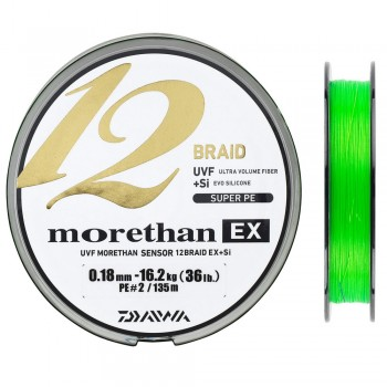 Daiwa Morethan 12 Braid EX 135m
