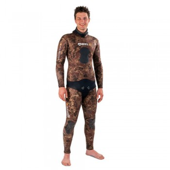 Mares Instinct Camo Brown 35