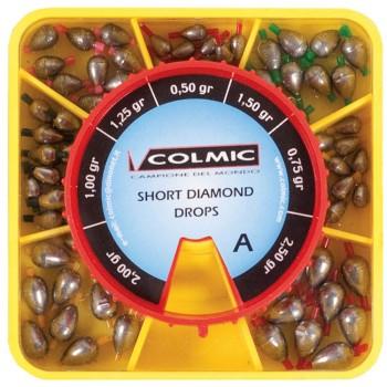 Colmic Diamond Drop Μ