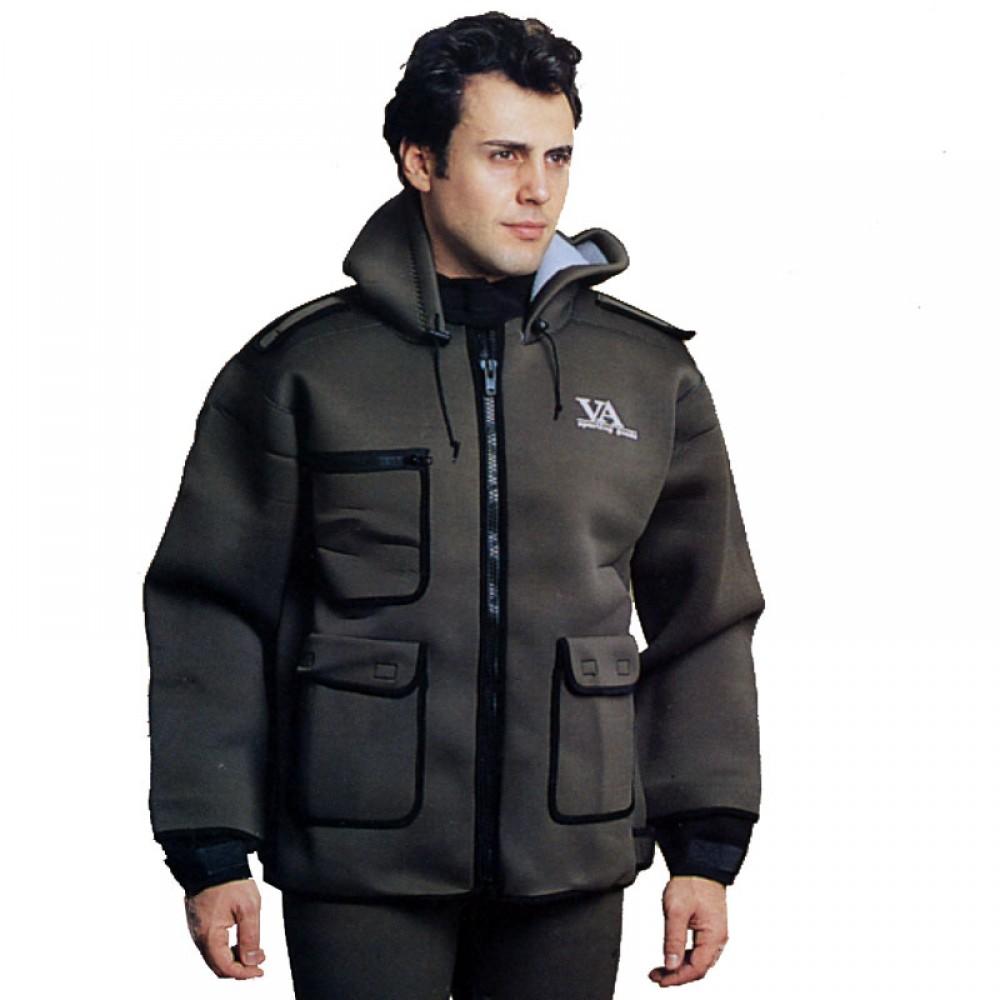 VA Neopren Jacket Green 5mm