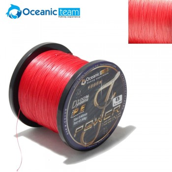 Oceanic Power Jigging 8 Braid 1000m