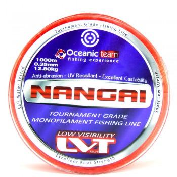 Oceanic Nangai Red 1000m