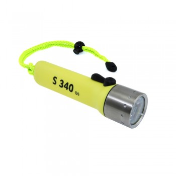 XDive Cree Q5 LED S340 Yellow