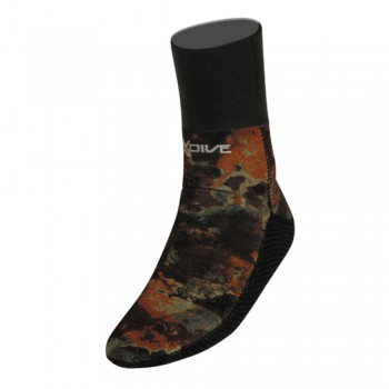XDive Camo Smooth Skin 3mm