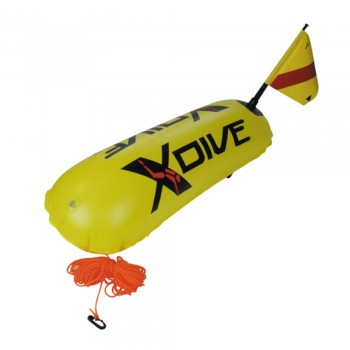 XDive Double PVC Yellow