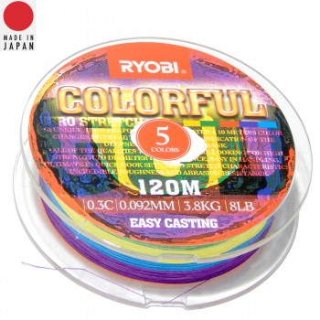 Ryobi Colorful 8Braid