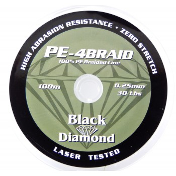 Black Diamond PE-4 Braid 100m