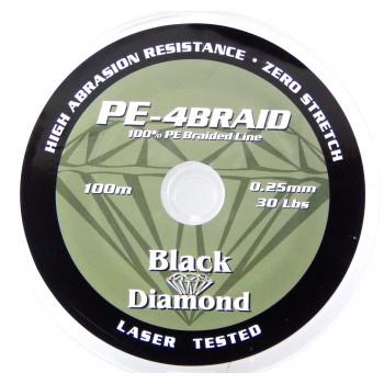 Black Diamond PE-4 Braid 100m