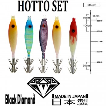 Black Diamond Hotto Set 551