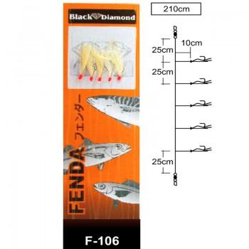Black Diamond Fedra F-106