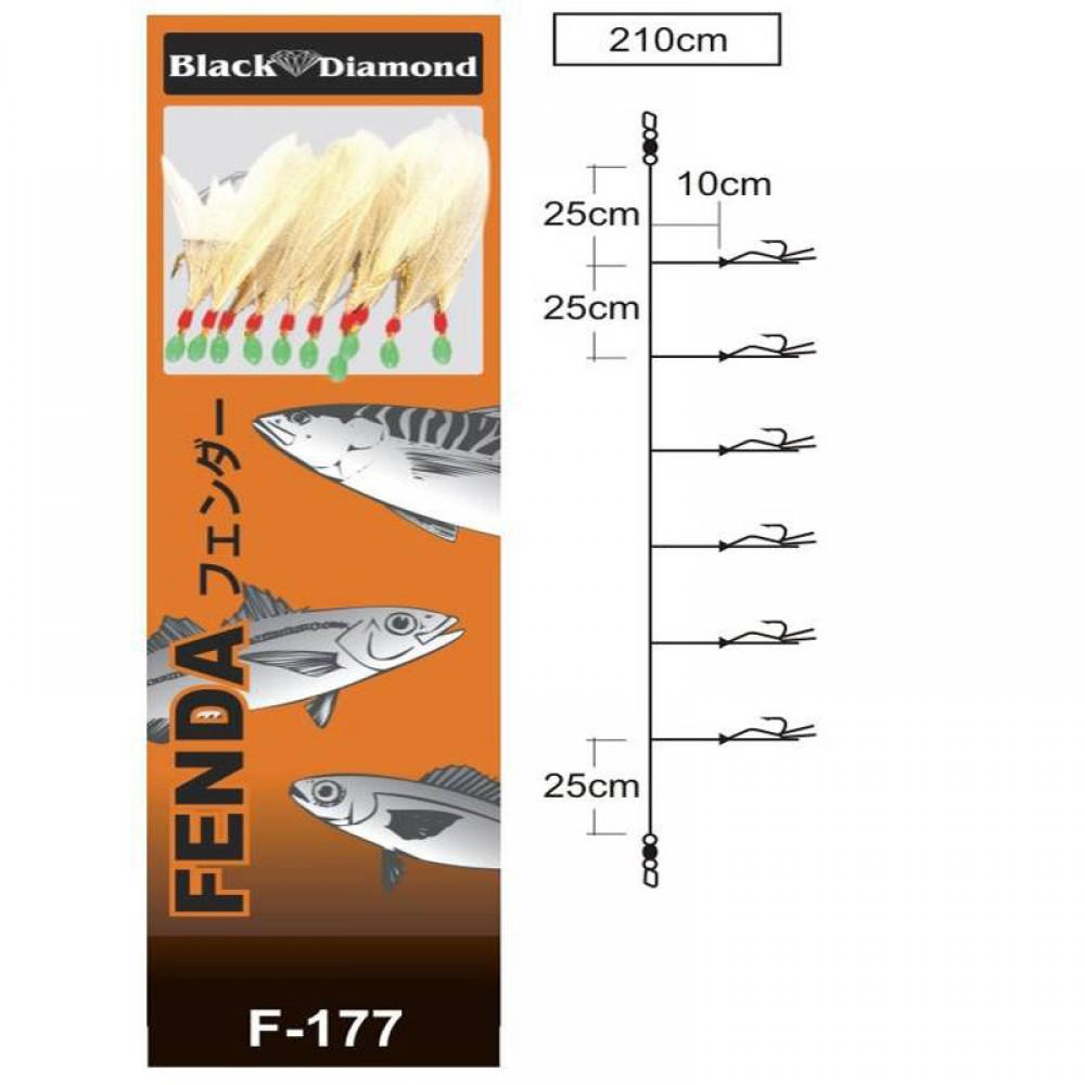 Black Diamond Fedra F-177