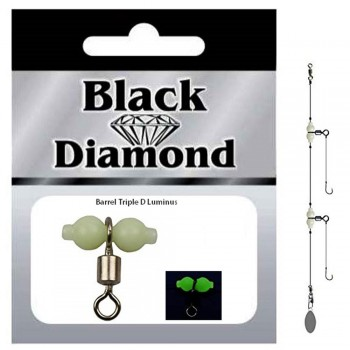 Black Diamond Barrel D Loumino
