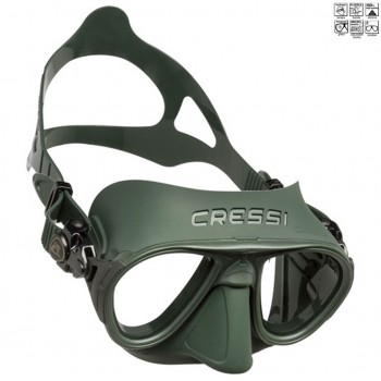Cressi Calibro Green