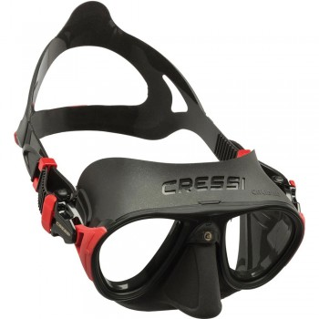 Cressi Calibro Plus Red