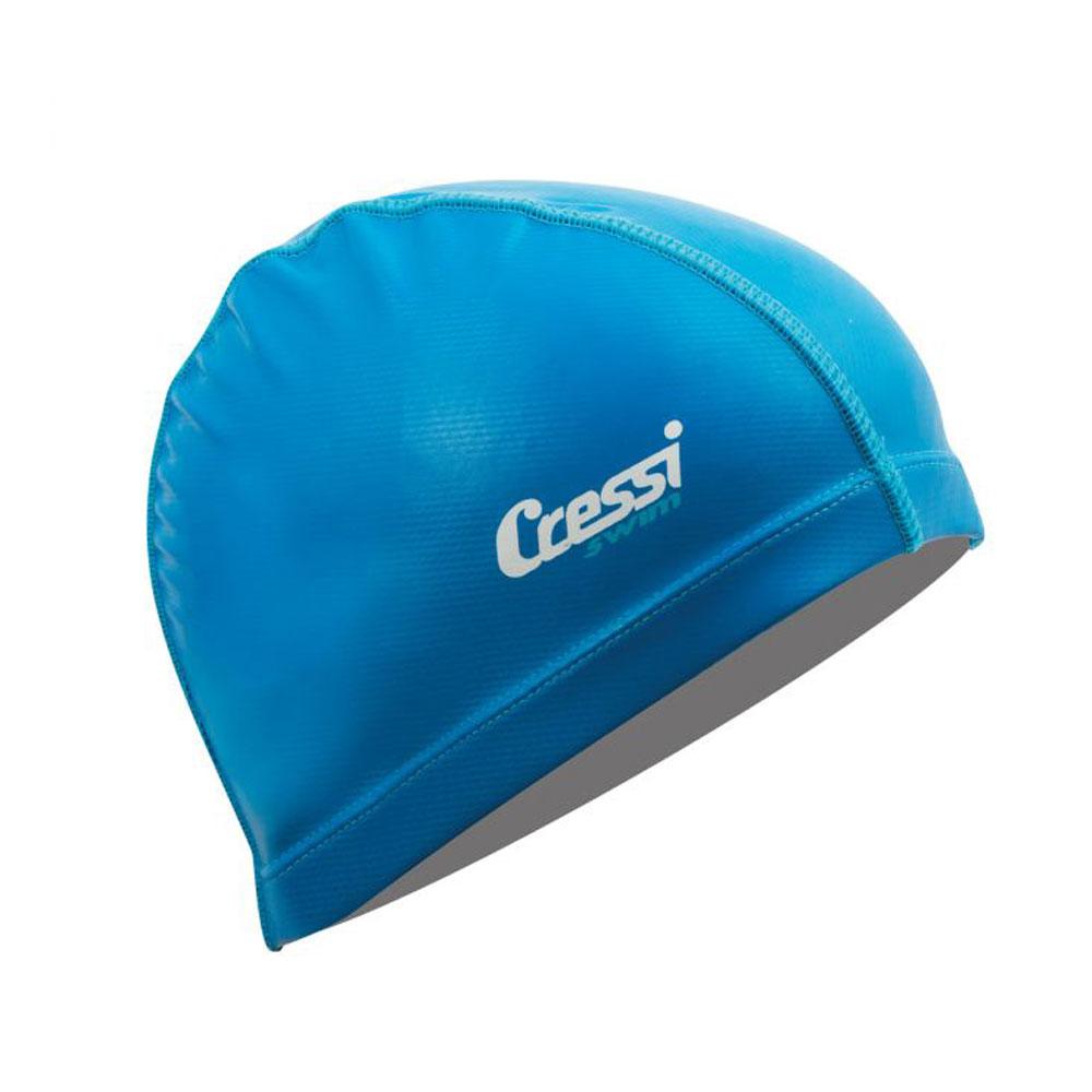 Cressi PV Coated Cap Light Blue
