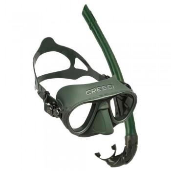 Cressi Calibro & Corsica Green