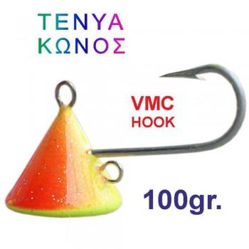 Technofish Tenya Κώνος 100gr