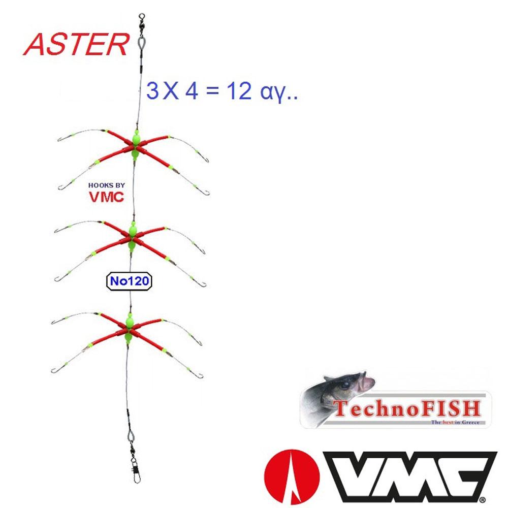 Technofish Aster V12