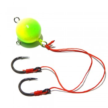 Technofish Heavy Jig Luminous Glow 200gr