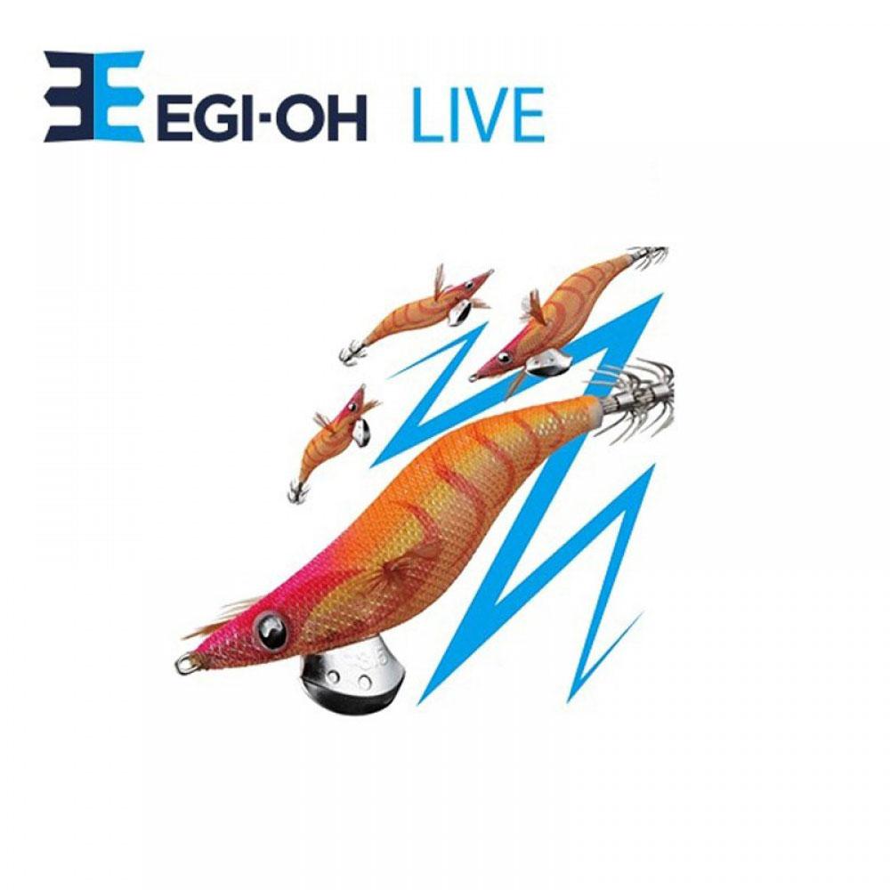 Yamashita Egi OH Live Basic 2.5#