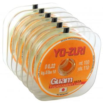 Yo Zuri Guam 100m