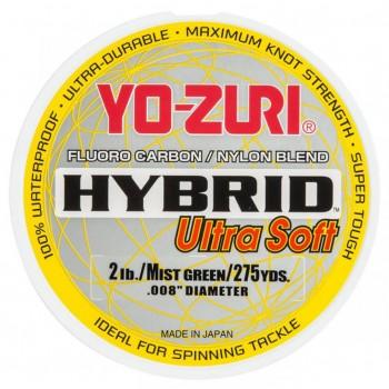 Yo-Zuri Hybrid Ultra Soft Fluorocarbon 1500m
