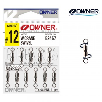 Owner W Crane Swivel 52457