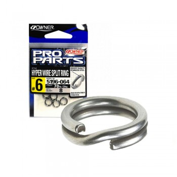Owner Pro Parts Split Rings