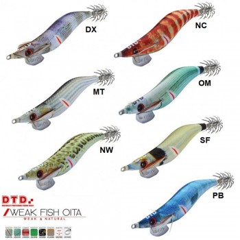 DTD Wounded Fish Oita 3.0#
