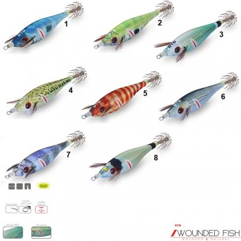 DTD Wounded Fish Bukva 2.0#