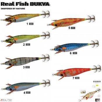 DTD Real Fish Bukva 2.0#