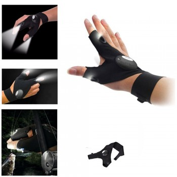 Fishing Planet Magic Strap Gloves Led