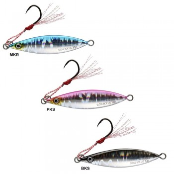 Kali Kunnan Slow Black Light Jig 7.0gr