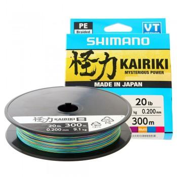Shimano Kairiki 8 Multi 300m