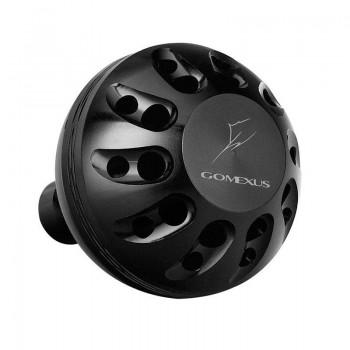Gomexus CNC Knob Black For Daiwa