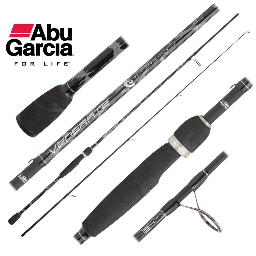 Abu Garcia Venerate Spin 2.74m
