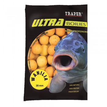Traper Ultra Boilies Vanilla 16mm