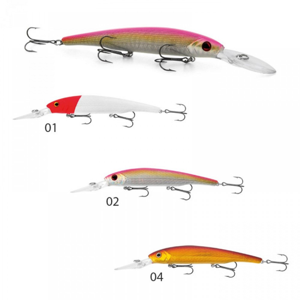 Tubertini Phantom Minnow 120