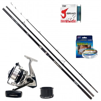 Surfcasting Combo