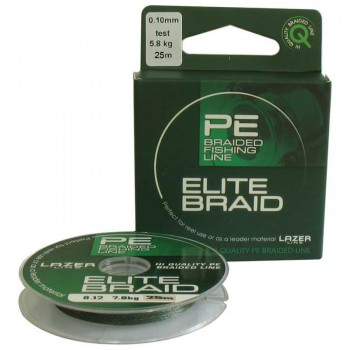 Lazer Elite 4 Braid 25m