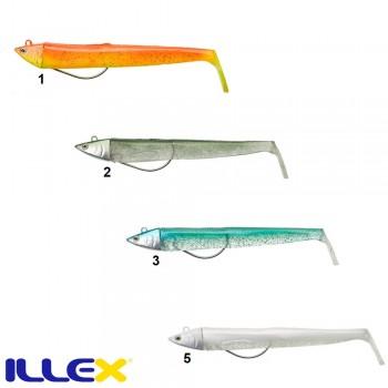 Illex Nitro Sprat Slim Shad 14cm & Head 21gr