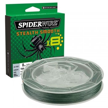 SpiderWire Stealth Smooth 8 Green 300m